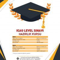 ICAO LEVEL SINAVI HAZIRLIK KURSU