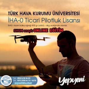 İHAO ONLINE EĞİTİMLER BAŞLIYOR!
